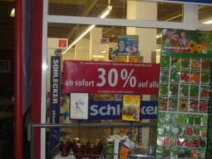 Schlecker Arminiushalle