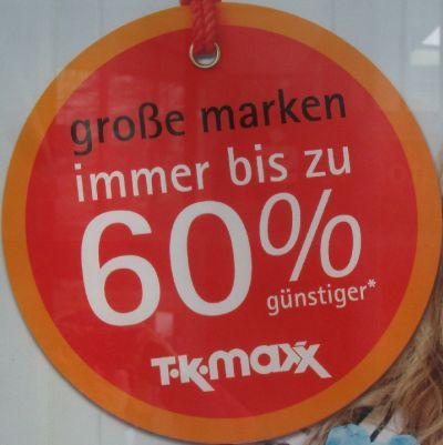Plakat TK Maxx